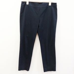 RED VALENTINO High Rise Blue Skinny Pants 8